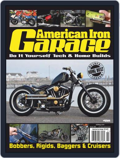 American Iron Garage (Digital) March 12th, 2020 Issue Cover