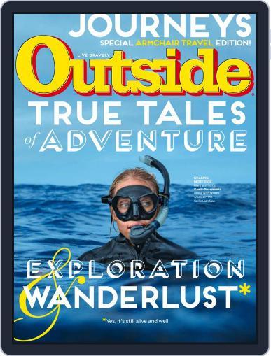 Outside Magazine (Digital) June 1st, 2020 Issue Cover