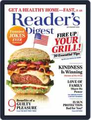 Reader's Digest Magazine (Digital) Subscription July 1st, 2020 Issue