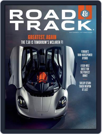 Road & Track Magazine (Digital) September 1st, 2020 Issue Cover