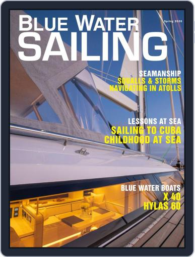 Blue Water Sailing Magazine (Digital) April 3rd, 2020 Issue Cover