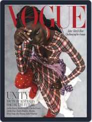Vogue Australia Magazine (Digital) Subscription August 1st, 2020 Issue