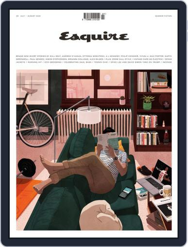 Esquire UK Magazine (Digital) July 1st, 2020 Issue Cover