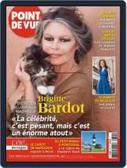 Point De Vue Magazine (Digital) Subscription August 5th, 2020 Issue