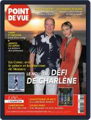 Point De Vue Magazine (Digital) Subscription July 29th, 2020 Issue