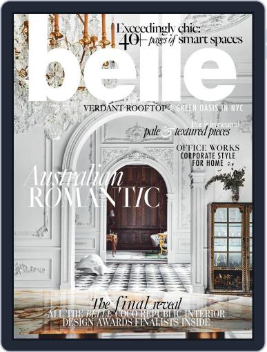 Belle Magazine (Digital) August 1st, 2020 Issue Cover