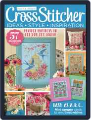 CrossStitcher Magazine (Digital) Subscription September 1st, 2020 Issue