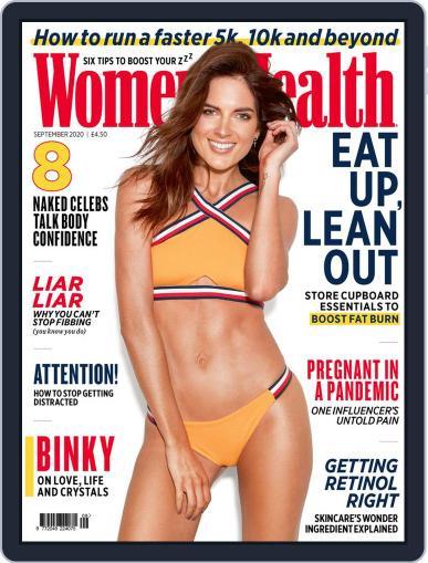Women's Health UK Magazine (Digital) September 1st, 2020 Issue Cover