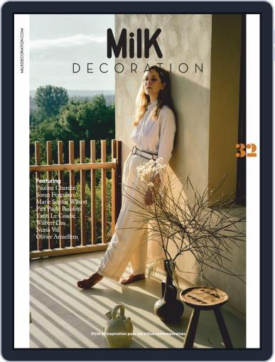 Milk Decoration Magazine (Digital) July 1st, 2020 Issue Cover