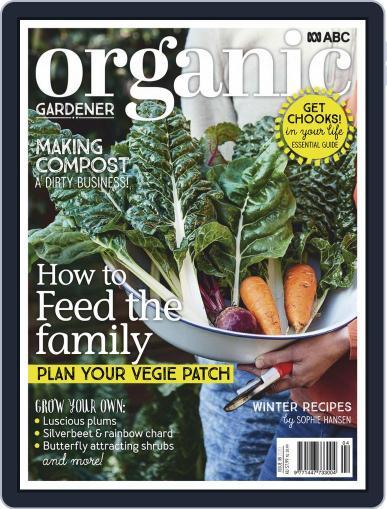 Abc Organic Gardener Magazine (Digital) June 1st, 2020 Issue Cover