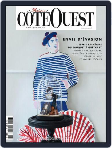 Côté Ouest Magazine (Digital) July 1st, 2020 Issue Cover