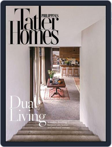 Tatler Homes Philippines Magazine (Digital) July 3rd, 2020 Issue Cover