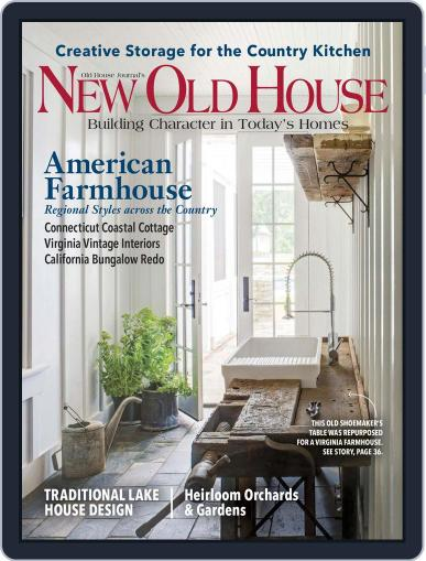 New Old House (Digital) October 18th, 2016 Issue Cover