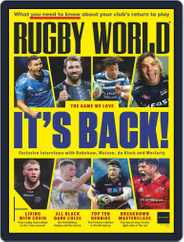 Rugby World Magazine (Digital) Subscription September 1st, 2020 Issue