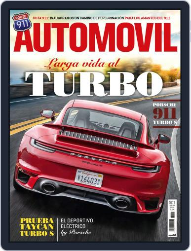Automovil Magazine (Digital) August 1st, 2020 Issue Cover