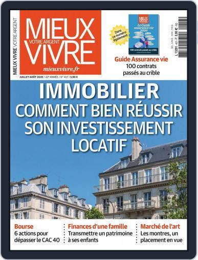 Mieux Vivre Votre Argent Magazine (Digital) July 1st, 2020 Issue Cover