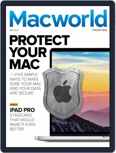 Macworld Australia (Digital) May 1st, 2020 Issue Cover