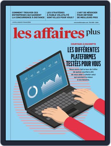 Les Affaires Plus Magazine (Digital) June 2nd, 2020 Issue Cover