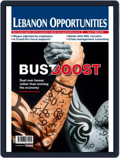 Lebanon Opportunities Magazine (Digital) July 1st, 2020 Issue Cover