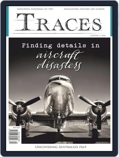 Traces Magazine (Digital) June 15th, 2020 Issue Cover