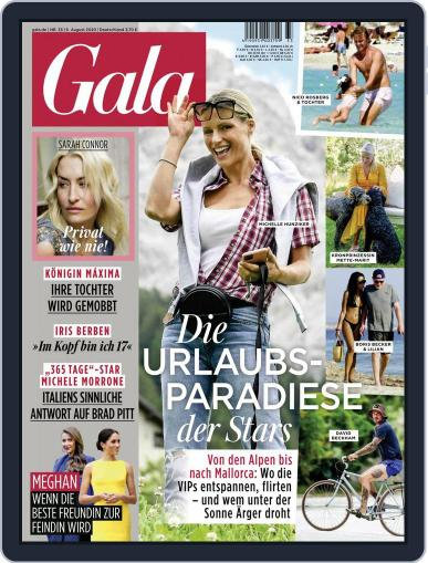 Gala Magazine (Digital) August 6th, 2020 Issue Cover