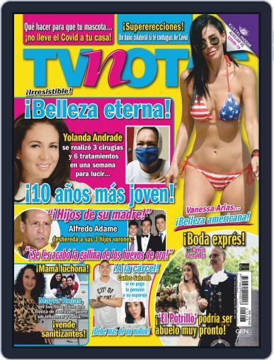TvNotas Magazine (Digital) August 4th, 2020 Issue Cover