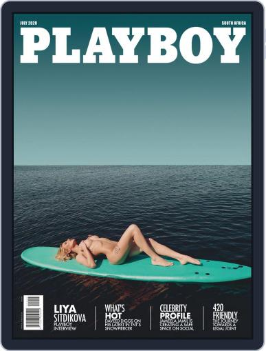 Playboy South Africa Magazine (Digital) July 1st, 2020 Issue Cover