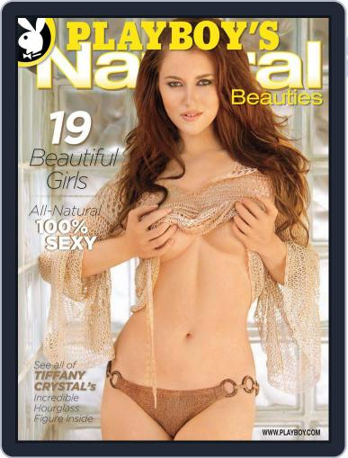 Playboy's Natural Beauties (Digital) November 27th, 2012 Issue Cover