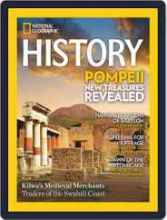 National Geographic History Magazine (Digital) Subscription July 1st, 2020 Issue