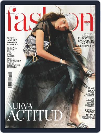 ¡HOLA! FASHION Magazine (Digital) August 1st, 2020 Issue Cover
