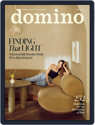 domino Magazine (Digital) June 3rd, 2020 Issue Cover