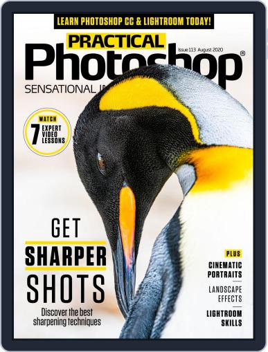 Practical Photoshop Magazine (Digital) August 1st, 2020 Issue Cover
