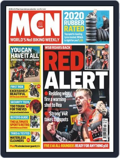 MCN Magazine (Digital) August 5th, 2020 Issue Cover