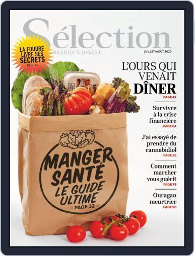 Sélection du Reader's Digest Magazine (Digital) July 1st, 2020 Issue Cover