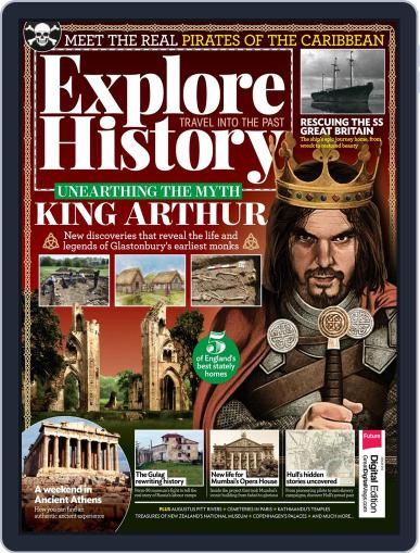 Explore History (Digital) February 1st, 2017 Issue Cover