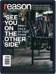 Reason Magazine (Digital) Subscription August 1st, 2020 Issue