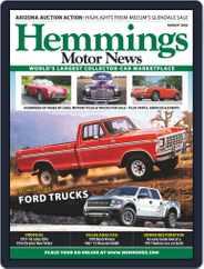 Hemmings Motor News Magazine (Digital) Subscription August 1st, 2020 Issue
