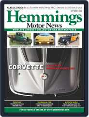 Hemmings Motor News Magazine (Digital) Subscription September 1st, 2020 Issue
