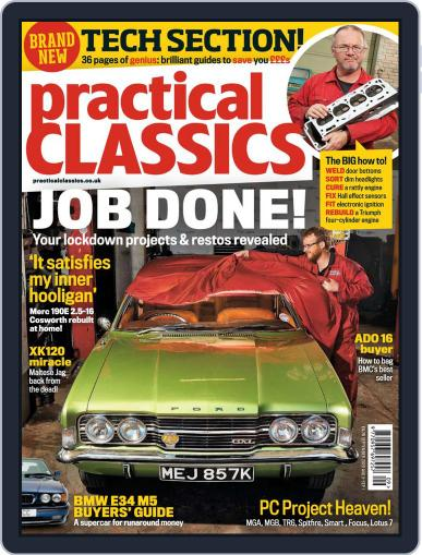 Practical Classics Magazine (Digital) September 1st, 2020 Issue Cover