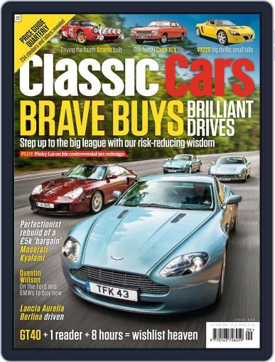 Classic Cars Magazine (Digital) September 1st, 2020 Issue Cover
