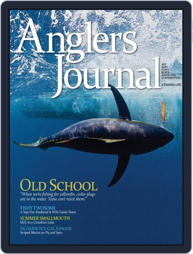 Anglers Journal Magazine (Digital) June 29th, 2020 Issue Cover