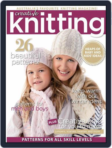 Creative Knitting Magazine (Digital) June 1st, 2020 Issue Cover