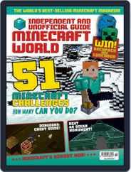 Minecraft World Magazine (Digital) Subscription August 6th, 2020 Issue