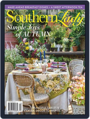 Southern Lady Magazine (Digital) September 1st, 2020 Issue Cover