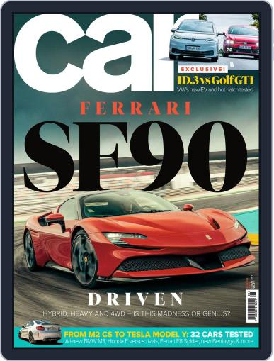 CAR UK Magazine (Digital) August 1st, 2020 Issue Cover