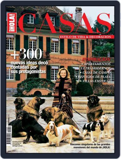 Hola! Las mejores casas de Hola y sus protagonistas Magazine (Digital) June 1st, 2016 Issue Cover