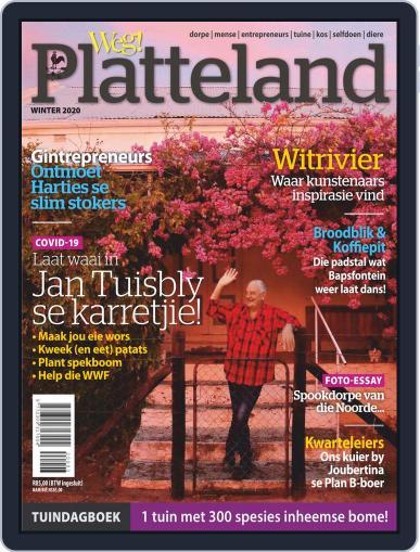 Weg! Platteland Magazine (Digital) May 8th, 2020 Issue Cover