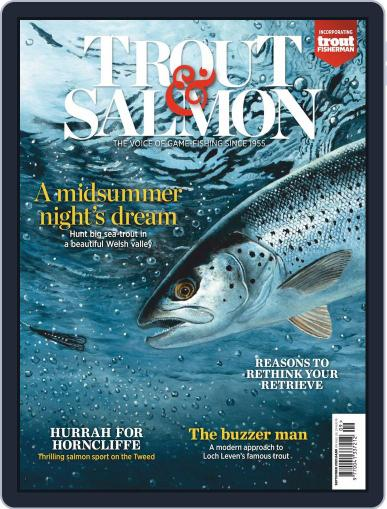 Trout & Salmon Magazine (Digital) September 1st, 2020 Issue Cover