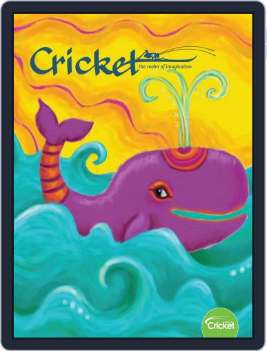 Cricket Magazine Fiction And Non-fiction Stories For Children And Young Teens Magazine (Digital) July 1st, 2020 Issue Cover