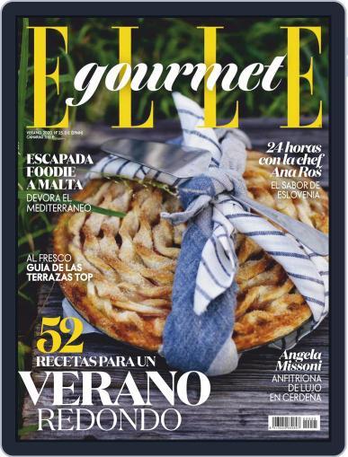ELLE GOURMET Magazine (Digital) June 1st, 2020 Issue Cover
